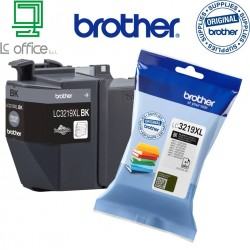 Cartucce originale Brother  LC3219XLBK