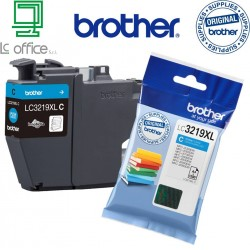 Cartucce originale Brother LC3219XLC