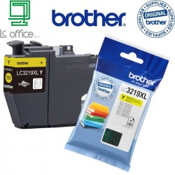 Cartucce originale Brother  LC3219XLY