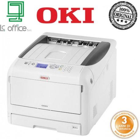 Stampante Laser A3 OKI C823dn