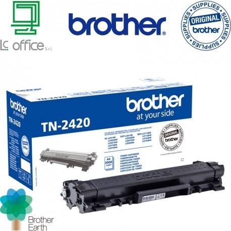 Toner originale Brother TN2420
