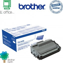 Toner originale Brother TN3430