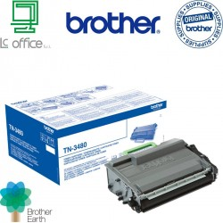 Toner originale Brother TN3480