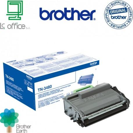 Toner originale Brother TN3480