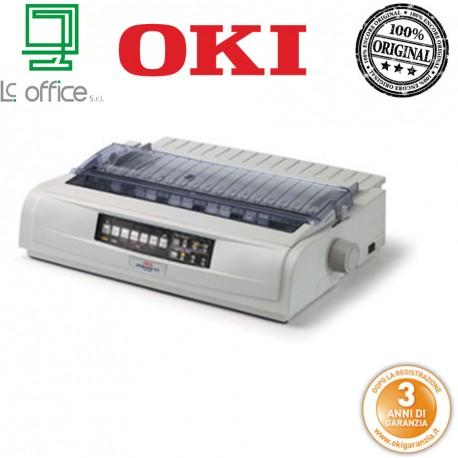 Stampante 9 aghi Oki ML5521eco 01308701
