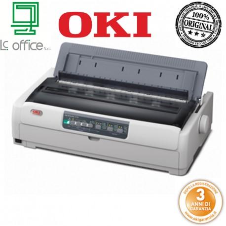 Stampante 9 aghi Oki ML5721eco 44210005