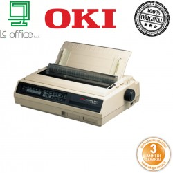 stampante ML395 oki