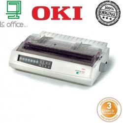 Stampante 24 aghi Oki ML3391eco 01308501