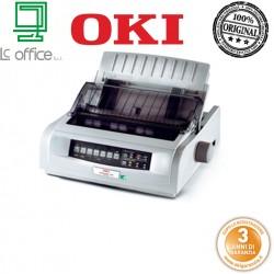Stampante 24 aghi Oki ML5590eco Oki 01308801