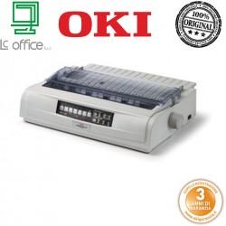Stampante 24 aghi Oki ML5591eco 01308901