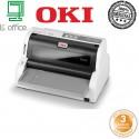 Stampante 24 aghi Oki ML5100FB eco - 43718217