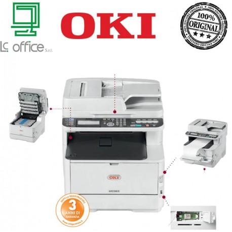 Multifunzione Laser A4 OKI MC363dn