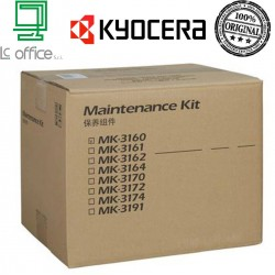 MK-3160 Maintenance Kit ORIGINALE KYOCERA 1702T98NL0