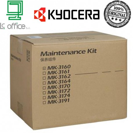 MK-3170 Maintenance Kit ORIGINALE KYOCERA