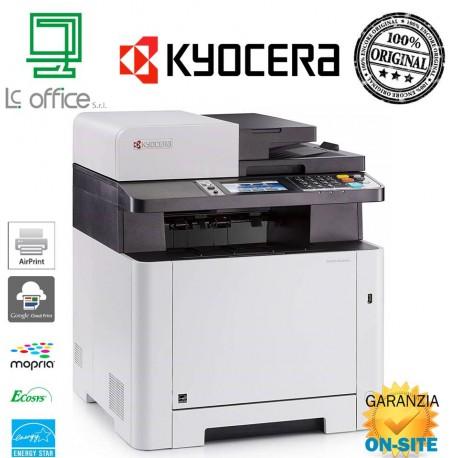 Multifunzione A4 colori Kyocera ECOSYS M5526cdw Wifi