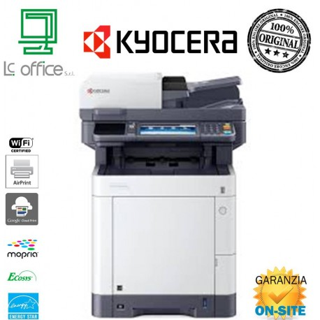 Multifunzione A4 colori Kyocera ECOSYS M6235cidn