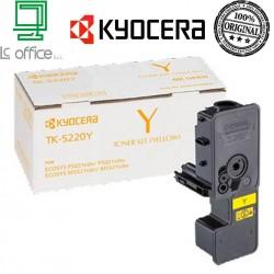 TK-5220Y Toner originale KYOCERA