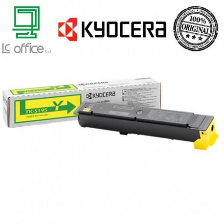 TK-5195Y Toner giallo originale KYOCERA