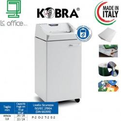 Distruggi Documenti Kobra 260.1 S4 pronta consegna