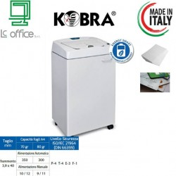 Distruggi Documenti Kobra AF.1 C4 pronta consegna