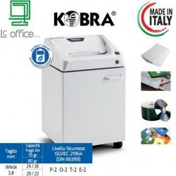 Distruggi Documenti Kobra 240.1 S4 pronta consegna