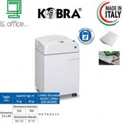 Distruggi Documenti Kobra AF.1 40 litri pronta consegna