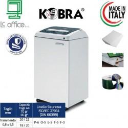 Distruggi Documenti Kobra 310 TS HD HS