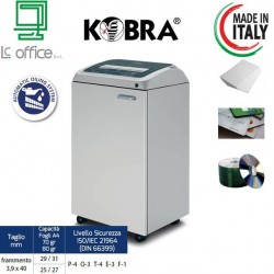 Distruggi Documenti Kobra 310 TS CC4