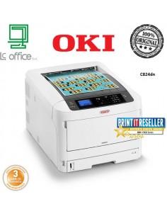 Stampante Oki C824dn
