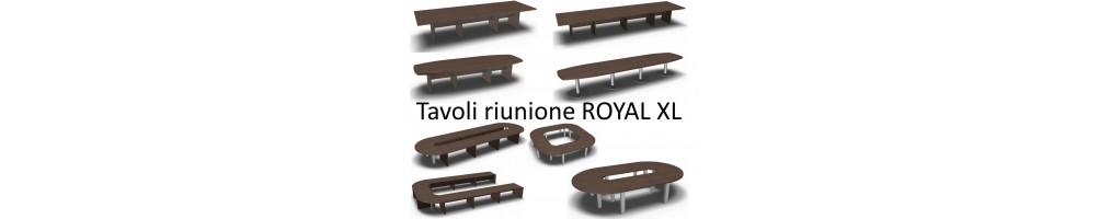 Tavoli riunione Royal XXL