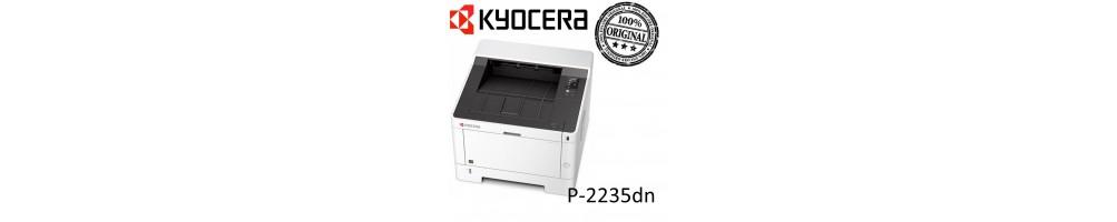 Toner originale Kyocera per Ecosys P-2235dn e accessori