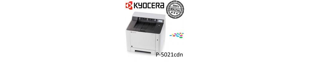 TONER & ACCESSORI per stampante a colore Kyocera P-5021cdn