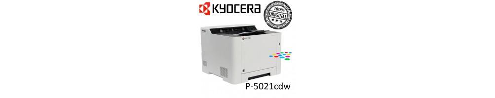 TONER & ACCESSORI per stampante a colore Kyocera P-5021cdw
