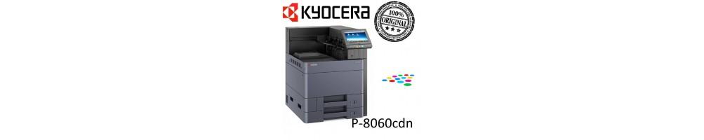 Toner & Accessori per Stampante P-8060cdn originale Kyocera