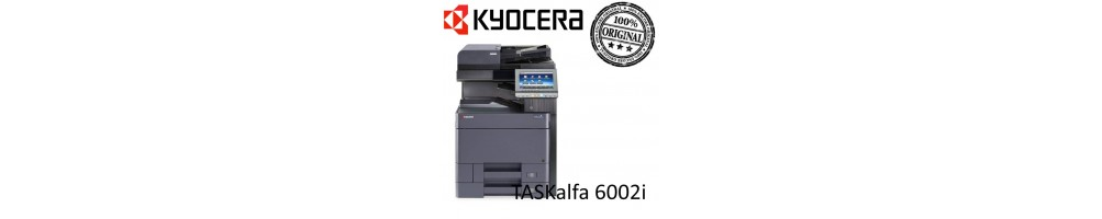 Toner & Accessori TASKalfa 6002i Kyocera originale