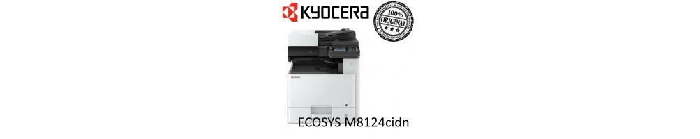 Toner & Accessori ECOSYS M8124cidn Kyocera Originale
