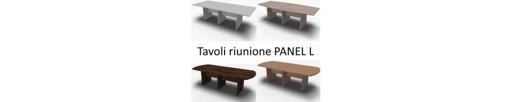 Tavoli riunione PANEL L Seipo
