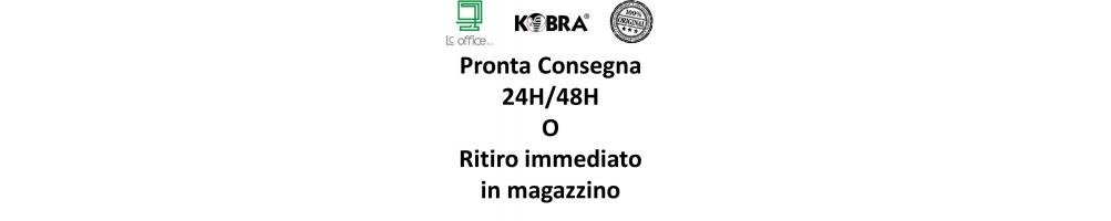Pronta consegna Distruggi documenti Kobra 24H 48H